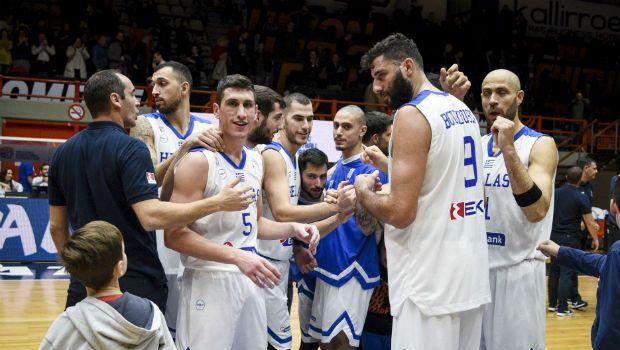 Εθνική Ελλάδας: Ανέβηκε στην 8η θέση της παγκόσμιας κατάταξης
