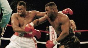 O Tyson εκδικείται για τον Muhammad Ali και κατατροπώνει τον Lary Holmes