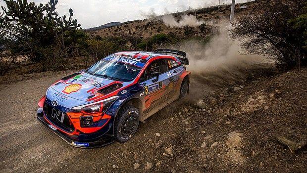 Καταπληκτικό πρωταπριλιάτικο του WRC: