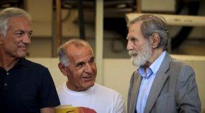 Παναθηναϊκός-Λεβαδειακός: Στο ΟΑΚΑ ο Γιώργος Βαρδινογιάννης (PICS)
