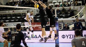 Volley league ανδρών: Πέρασε από Ηράκλειο ο ΠΑΟΚ, 3-0 τον ΟΦΗ