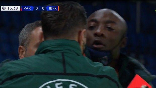 Αποχώρησε από το γήπεδο η Μπασακσεχίρ: Κατηγορούν τον 4ο διαιτητή για ρατσιστική συμπεριφορά