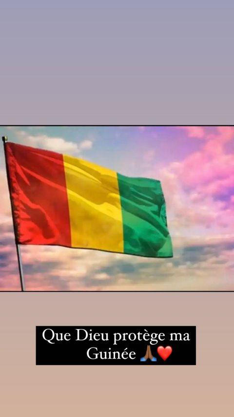 """Καμαρά: """"Ο Θεός να προστατεύει τη Γουινέα μου"""""""