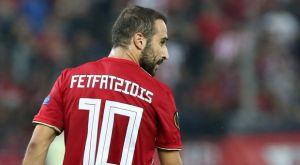 ΑΕΚ – Ολυμπιακός 1-1: Ο Φετφατζίδης έχασε αυτό που ΔΕΝ χάνεται στο 90+4′