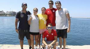 Πρωταθλητής ο Ολυμπιακός στο Πανελλήνιο Πρωτάθλημα ανοιχτής θάλασσας