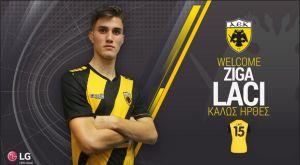 AEK: Ανακοίνωσε τον Λάτσι