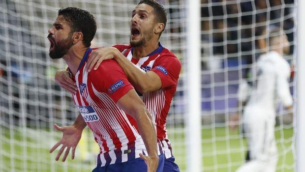 O Ντιέγκο Κόστα ισοφάρισε 2-2 για την Ατλέτικο (VIDEO)