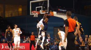 EuroLeague: Ο Ράις τρύπωσε στο Top 10 της αγωνιστικής