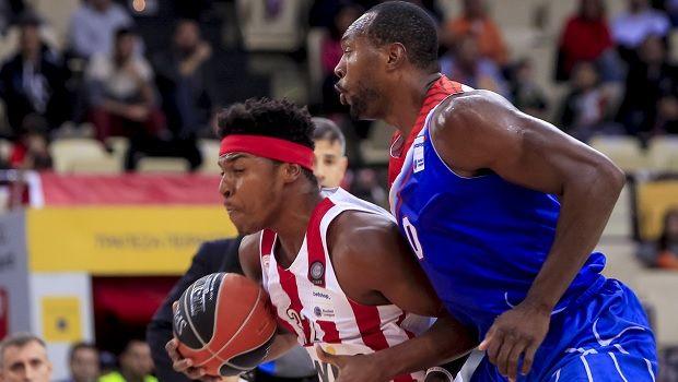 Basket League: Για το restart και το 21-0 ο Ολυμπιακός