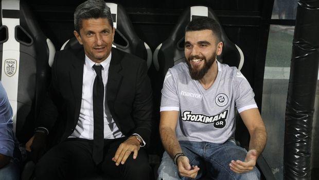 Γιώργος Σαββίδης στους παίκτες του ΠΑΟΚ: