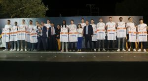 Προμηθέας: Παρουσίασε την ομάδα της σεζόν 2019/20 και το προπονητικό κέντρο