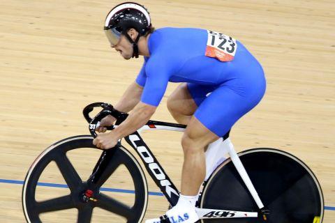 Ο Χρήστος Βολικάκης στους Ολυμπιακούς Αγώνες