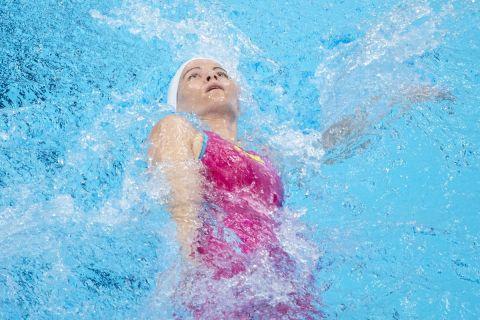 Η Αλεξάνδρα Σταματοπούλου στους Παραολυμπιακούς Αγώνες του Τόκιο