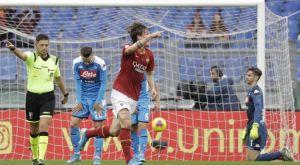 """Ρόμα – Νάπολι 2-1: Οι """"τζαλορόσι"""" πήραν… εκδίκηση από τον Μανωλά"""