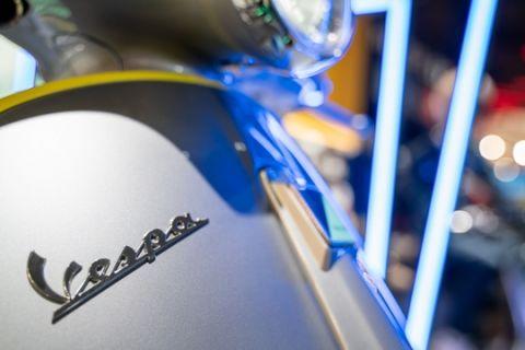 Όλες οι αξίες Vespa συγκεντρώνονται στην Vespa Elettrica