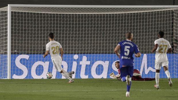 Ρεάλ Μαδρίτης - Αλαβές: Το VAR έδωσε τη λύση στο δεύτερο γκολ της