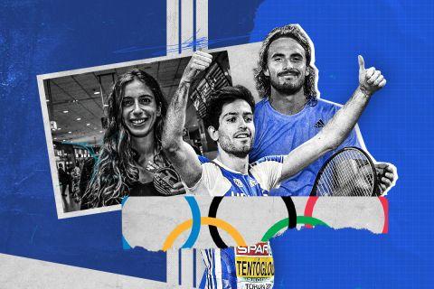 Ολυμπιακοί Αγώνες: Το αναλυτικό πρόγραμμα των Ελλήνων αθλητών