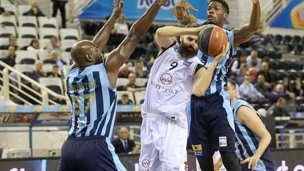 ΠΑΟΚ - Κολοσσός 79-83: Διπλό στην Θεσσαλονίκη έπειτα από 12 ήττες