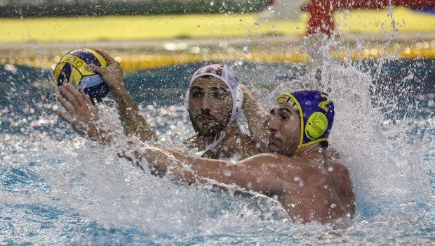 Ολυμπιακός - Μπαρτσελονέτα 9-15: Εντός έδρας ήττα μετά από τρία χρόνια