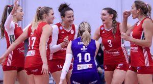 Volleyleague γυναικών: Στο ρελαντί οι Ολυμπιακός και Πανναξιακός