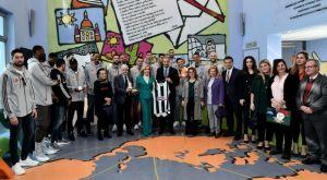 """Παναθηναϊκός: Επίσκεψη στην Ογκολογική Μονάδα Παίδων """"Μαριάννα Β. Βαρδινογιάννη"""""""
