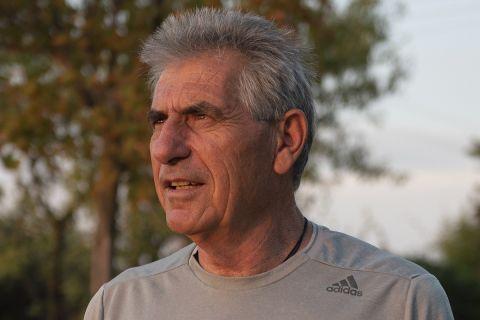 Ο Άγγελος Αναστασιάδης στη συνέντευξη που παραχώρησε στο SPORT24