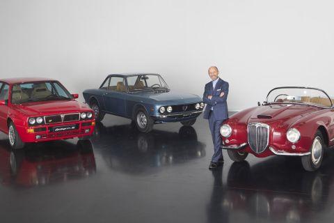 Η ελληνο-ρωμαϊκή ιστορία της Lancia