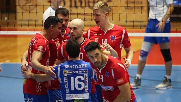 Κύπελλο βόλεϊ ανδρών: Στο Final-4 ο Φοίνικας Σύρου