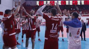 CEV Cup: Για την ανατροπή ο Ολυμπιακός με την Μπουργκάς