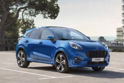 Ford Puma: Ερχεται με τιμές από 20.097€