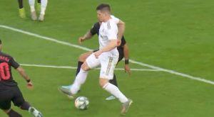 Ρεάλ: Ο Γιόβιτς πέντε λεπτά πριν καθίσει στον πάγκο έκανε την ενέργεια του ματς