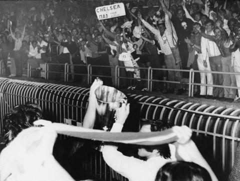 Όταν η Τσέλσι σήκωσε ευρωπαϊκό με τη Ρεάλ στο Καραϊσκάκη