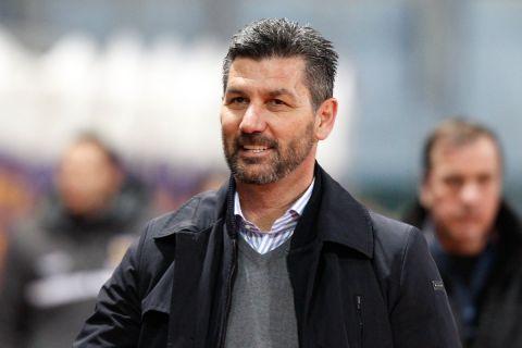 Ο Μαρίνος Ουζουνίδης ως προπονητής της ΑΕΚ