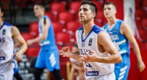 Ελλάδα – Σλοβενία 90-79: Με επίθεση «φωτιά» η Εθνική στην πρεμιέρα του Eurobasket U20