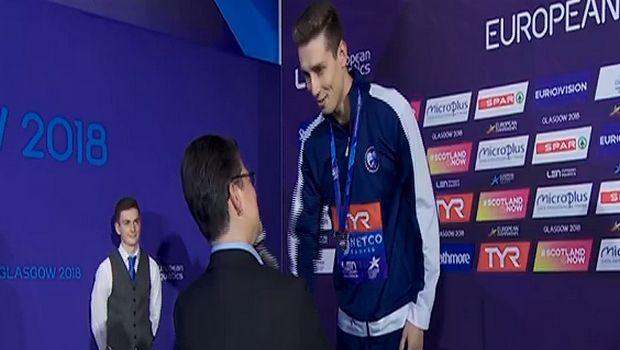 Ο Γκολομέεβ προκρίθηκε στον τελικό του μίτινγκ της Βουδαπέστης στα 50μ ελεύθερο