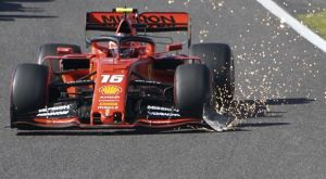 F1: Ποινή 15 δευτερολέπτων στον Λεκλέρκ