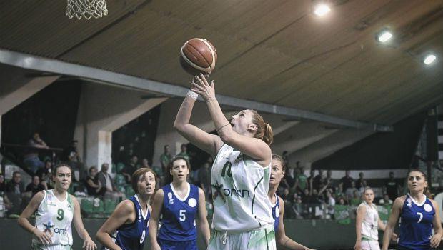 Κύπελλο Γυναικών: Πρόκριση για τον Παναθηναϊκό, 56-35 την Τερψιθέα
