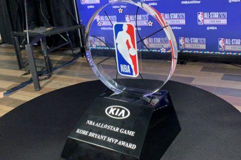 2020 ΝΒΑ All-Star Weekend: Πήρε το όνομα του Κόμπι Μπράιαντ το βραβείο του MVP