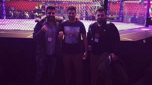 To φοβερό UFC της Πολωνίας ήταν