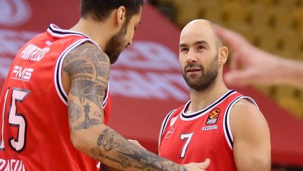 Η βαθμολογία της EuroLeague: Ψηλά ο Ολυμπιακός, πανικός με τους Γερμανούς