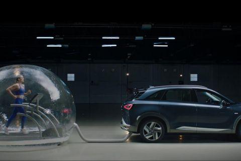 Το πρώτο ηλεκτρικό SUV κυψελών καυσίμου υδρογόνου