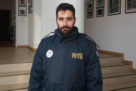 Νέος υποστηρικτής για τους αθλητές των Εθνικών ομάδων άρσης βαρών