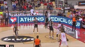 EuroLeague Top-10: Στην κορυφή ο Έλις, μέσα και Παπαγιάννης, Μπεντίλ