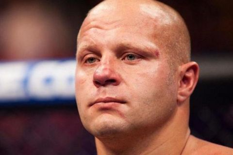 "Fedor: ""Θέλω τον Werdum, το συζητάμε για UFC"""