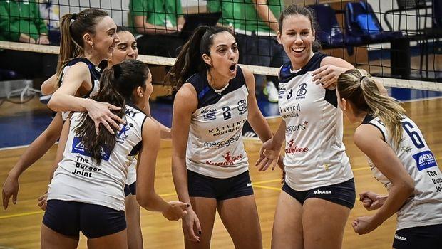 Volleyleague γυναικών: Η Μανωλίνα Κωνσταντίνου MVP της 17ης αγωνιστικής