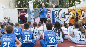 Πρώτος αθλητικός σταθμός το Καστελλόριζο για τους 'LG Αθλητές του Αύριο' σε συνεργασία με το Giannakis Academy