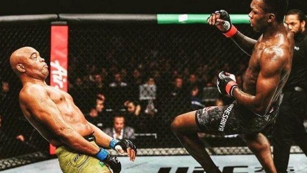 Νικητής ο Adesanya στην επική μάχη με τον Anderson Silva