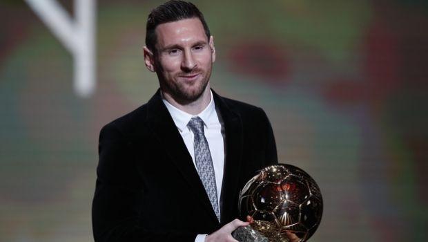 Messi, Golden Ball/AP Photo/Francois Mori
