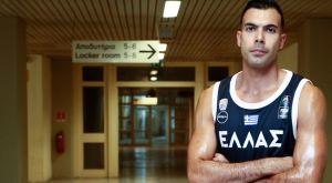 """Σλούκας στο Sport24.gr: """"Μου λείπει μια διάκριση με την Εθνική"""""""