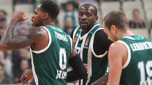 Basket League: Κόντρα στο Ρέθυμνο ο Παναθηναϊκός, με Άρη ο Ολυμπιακός